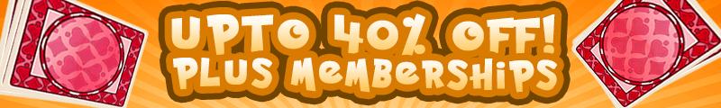 Plus Membership Special Offer
